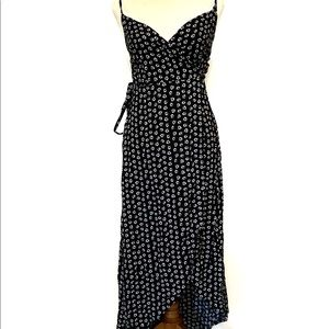 Supre Maxi Wrap Floral Dress Size 6